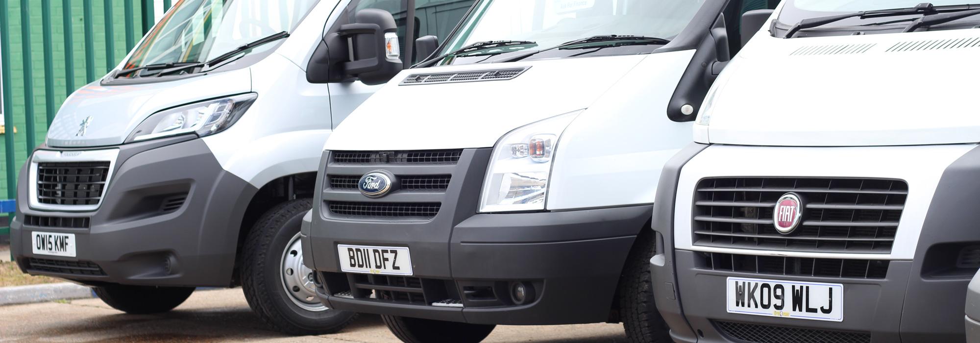 Vans For Sale Merstham