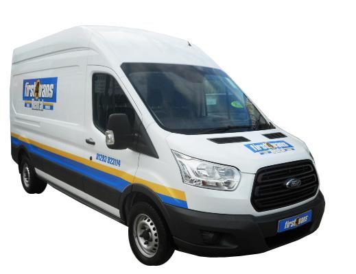 Van hire Crawley