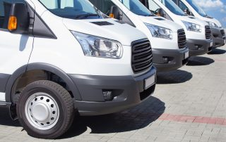 Van hire Crawley