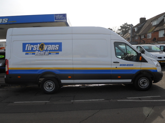 Van Hire Redhill – May Madness Hire!