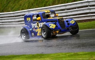 Legends racing snetterton