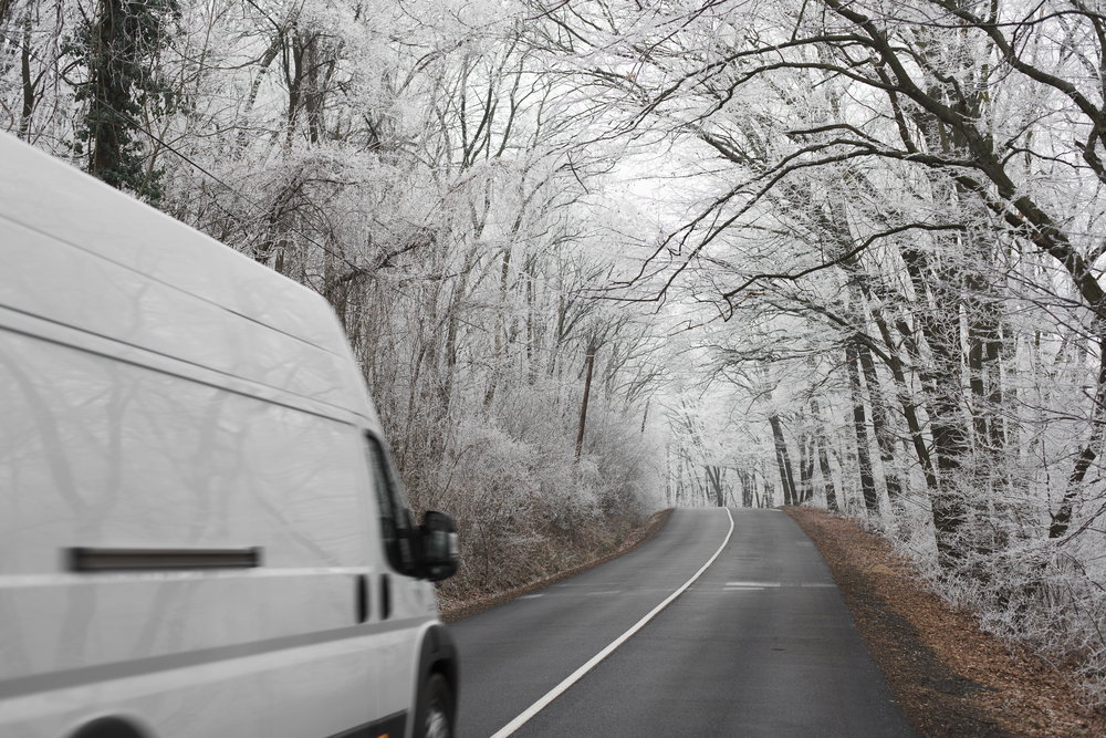 Van Service Crawley | Winter preparation tips!