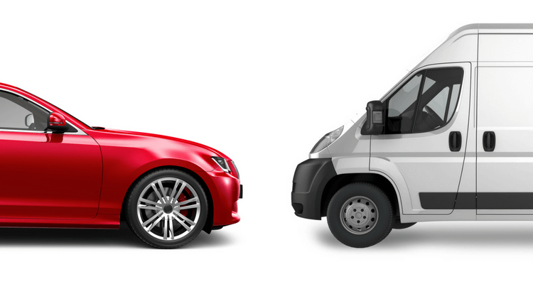 Difference Between Car and Van Tyres